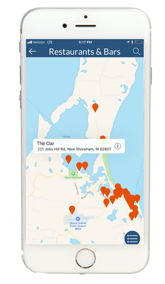 Block Island App - Block Island In The Palm Of Your Hand